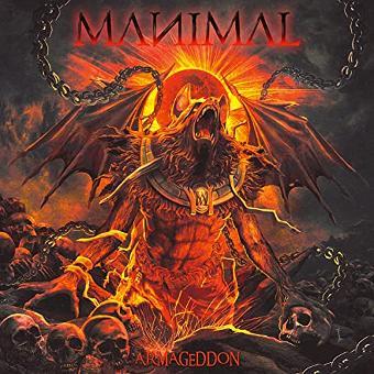 Manimal – Armageddon (Digipak)
