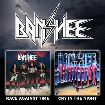 Banshee – Race Against Time / Cry in the Night by Banshee