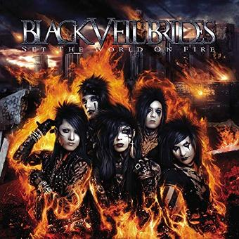 Black Veil Brides – Set The World On Fire