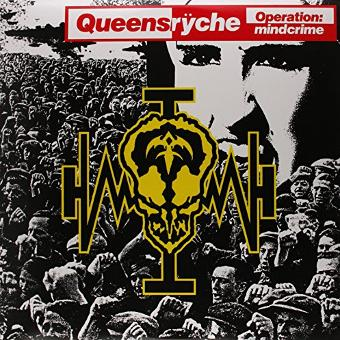 Queensrÿche – Operation Mindcrime [Vinyl LP]