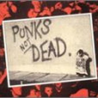 Exploited,the – Punks Not Dead