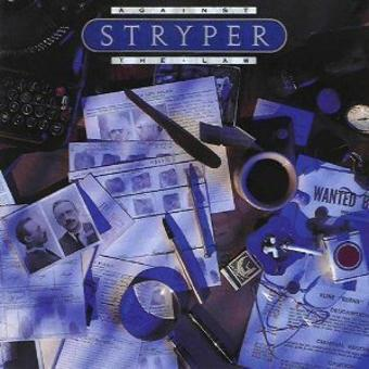 Stryper – Against the law (1990)