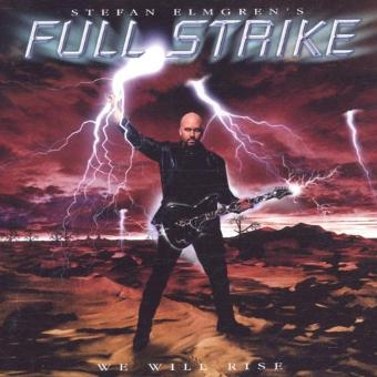 Full Strike,Stefan Elmgren'S – We Will Rise