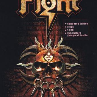 Fight – Fight-Into the Pit (Ltd Nummerierte ed.)