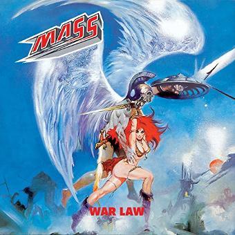 Mass – War Law/Re-Release mit Bonus Tracks