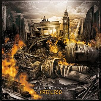 Emergency Gate – Infected (Ltd. Edition)