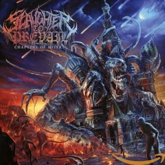 Slaughter To Prevail – Chapters of Misery (Ep)