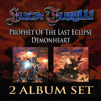 Luca Turilli – Prophet of the Last Eclipse/Demonheart