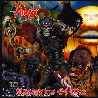 Hirax – Assassins of War