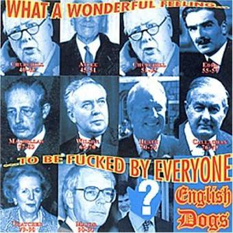 English Dogs – What a Wonderful Feeling