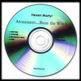 Hexen Martyr – Atonement Burn the Witch