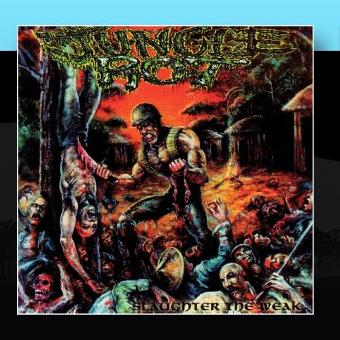 Jungle Rot – Slaughter the Weak