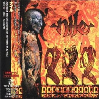 Nile – Amongst the Catacombs of Nephr