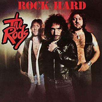 Rods,the – Rock Hard (Slipcase)