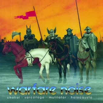 Warfare Noise – Warfare Noise