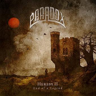 Paradox – Heresy II.(Digipak)