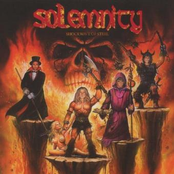 Solemnity – Shockwave of Steel