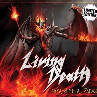 Living Death – Trash Metal Packet