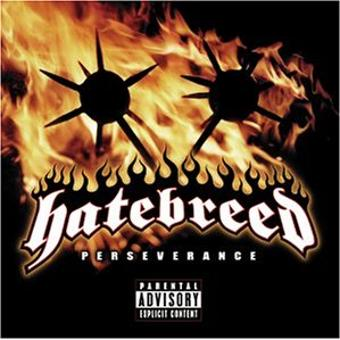 Hatebreed – Perseverance+1 (Japan)