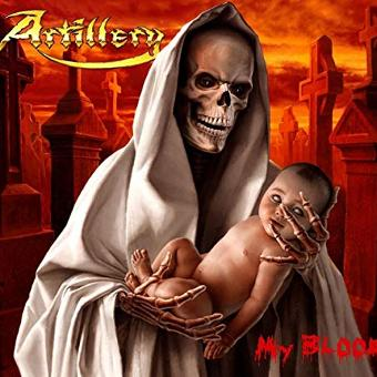 Artillery – My Blood (Ltd Edition)