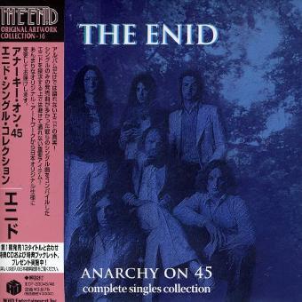 Enid – Anarchy on 45 (Jpn)
