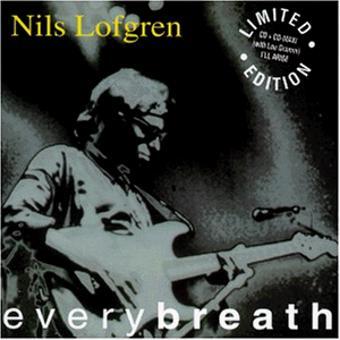 Lofgren,Nils – Everybreath [+Bonus CD] (Limited Edition)