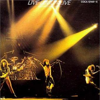 Loudness – Live-Loud-Alive:Live in Tokyo
