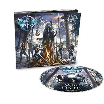 Burning Witches – The Witch of the North (CD Digipak)