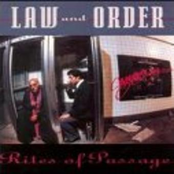 Law And Order – Rites Of Passage