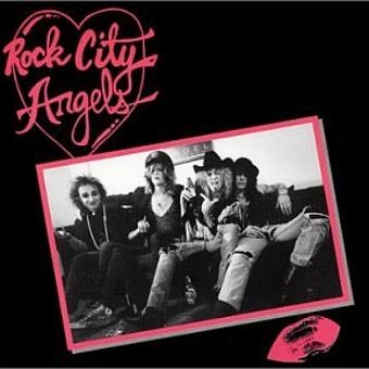 Rock City Angels – Rock City Angels