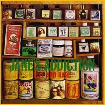 Jane's Addiction – Live And Rare