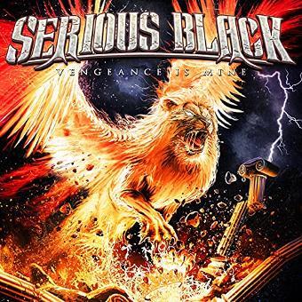 Serious Black – Vengeance Is Mine (Digipak)