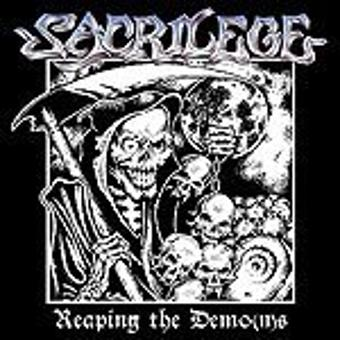 Sacrilege – Reaping the Demo