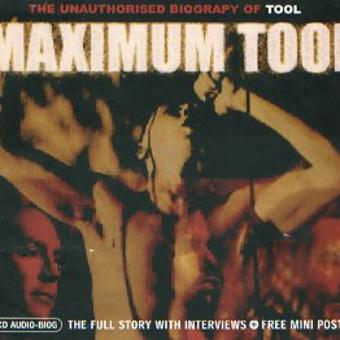 Tool – Max Tool - CD Audio-Biography of Tool, The Full Story with Interviews