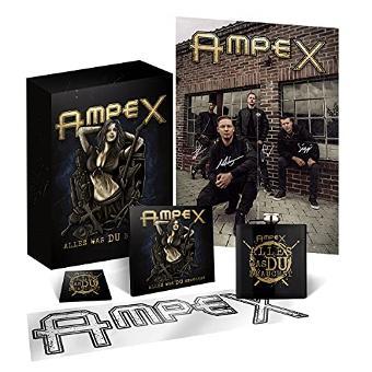 Ampex – Alles Was du Brauchst (Ltd.Boxset)