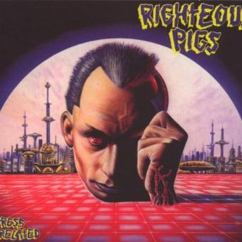 Righteous Pigs – Stress Related/Live and Learn Ltd.Edition