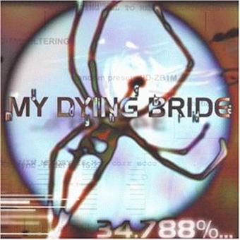 My Dying Bride – 34.788%... Complete