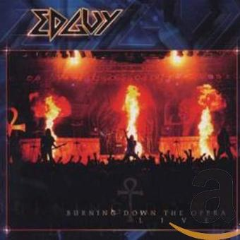 Edguy – Burning Down The Opera - Live (Limited Edition 2CD)