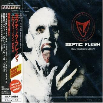 Septic Flesh – Revolution Dna +Bonus