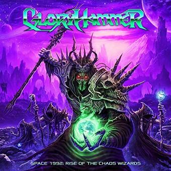 Gloryhammer – Space 1992: Rise Of The Chaos Wizards (2CD) by Gloryhammer (2015-05-04)