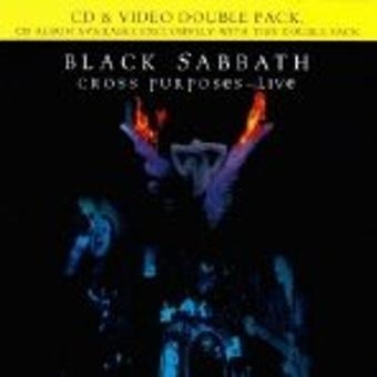 Black Sabbath – Cross Purposes: Live