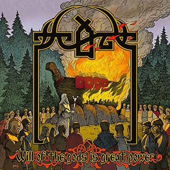 Scald – Will of the Gods Is Great Power (2cd)