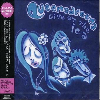 Queen Adreena – Live at the Ica [+1 Bonus]