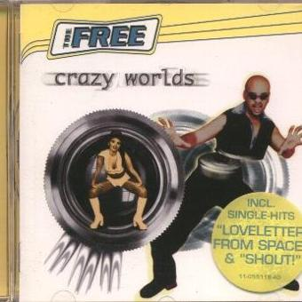 Free,the – Crazy Worlds