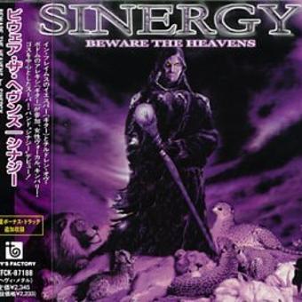 Sinergy – Beware the Heavens +1 [Japan]
