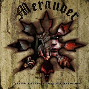Merauder – Master Killers,a Complete Anthology 2cd
