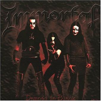 Immortal – Damned in Black