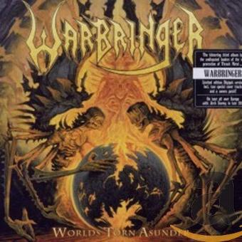 Warbringer – Worlds Torn Asunder (Limited Edition)