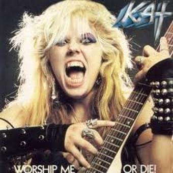 Kat,the Great – Worship Me of die