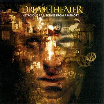 Dream Theater – Metropolis Part 2-Scenes from a Memory
